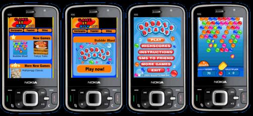 Gameitnow com Free mobile games!